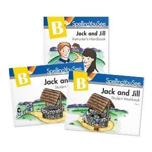 B-Jack and Jill Universal Set