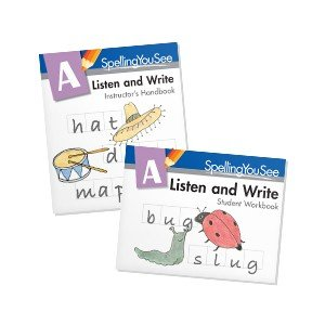A-Listen and Write Universal Set