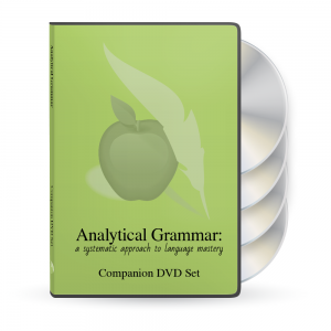Analytical Grammar DVD Set