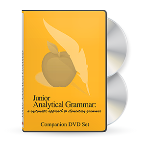 Junior Analytical Grammar DVD Set