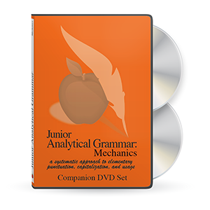 Junior Analytical Grammar Mechanics DVD Set