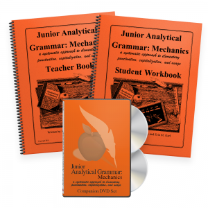 Junior Analytical Grammar Mechanics Set